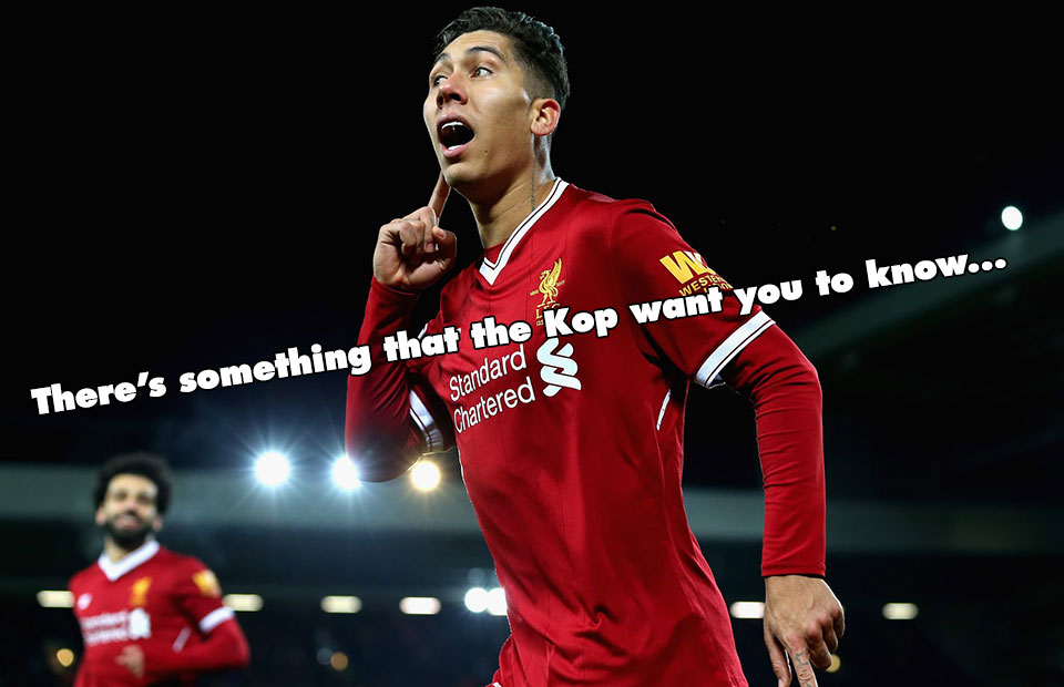 Bobby Firmino Song