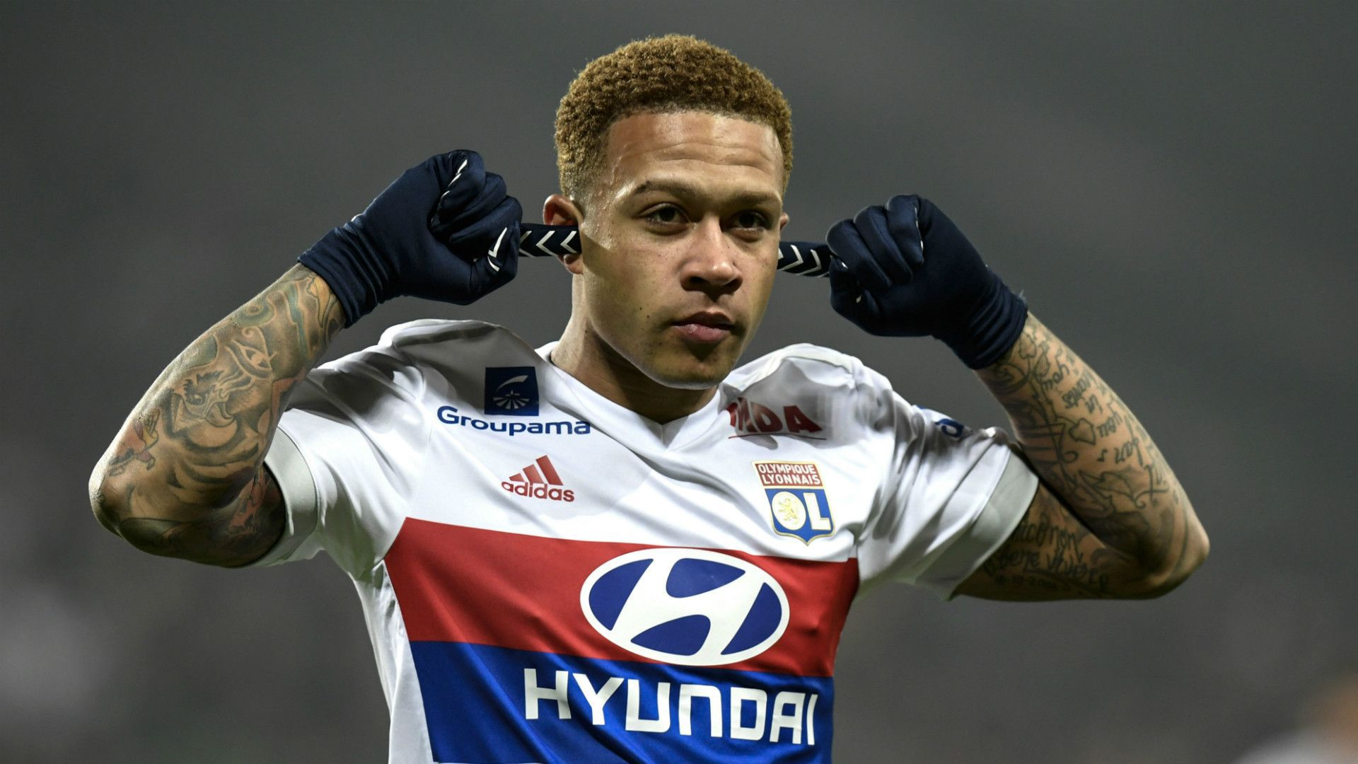 Is Depay on his way?
